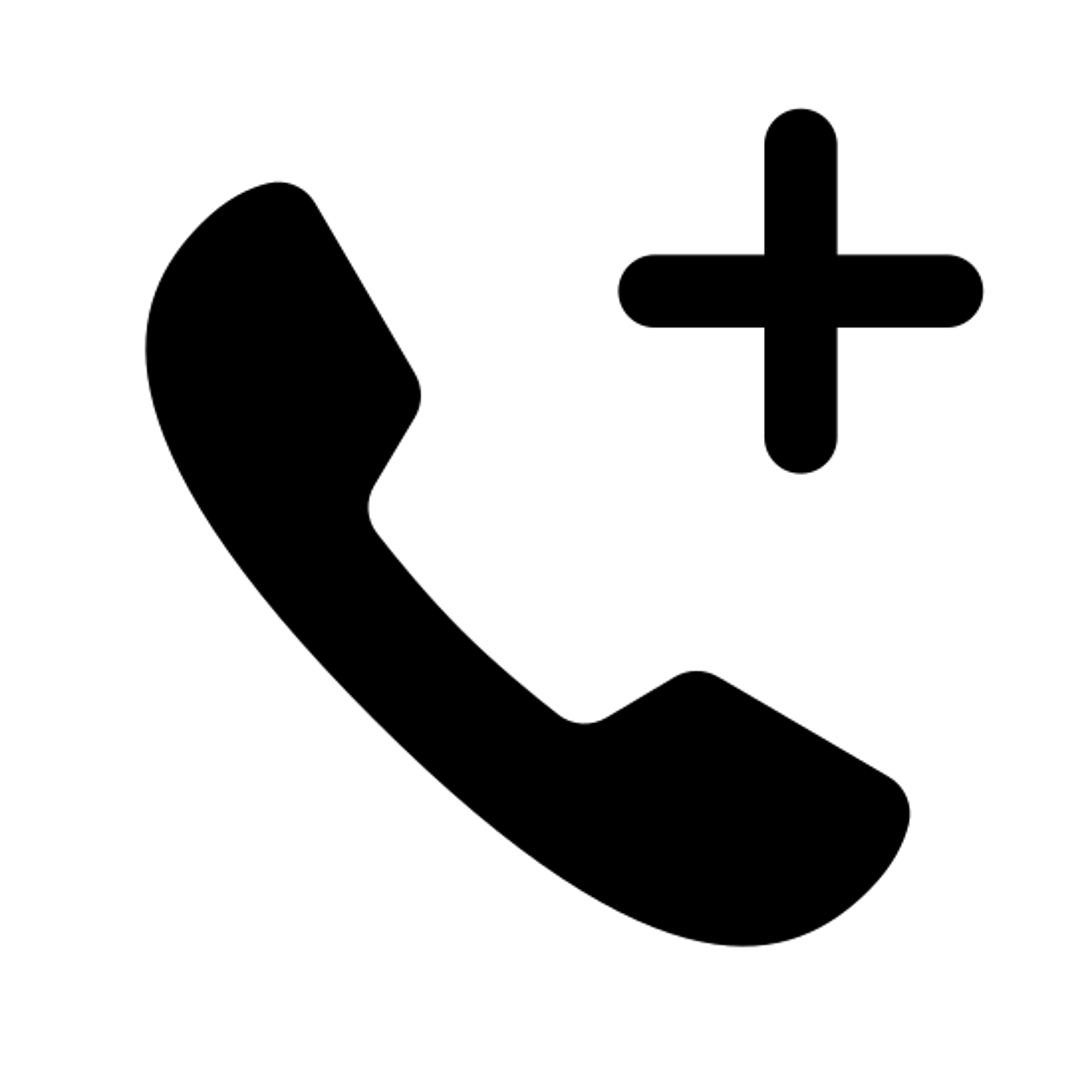 Add Phone icon