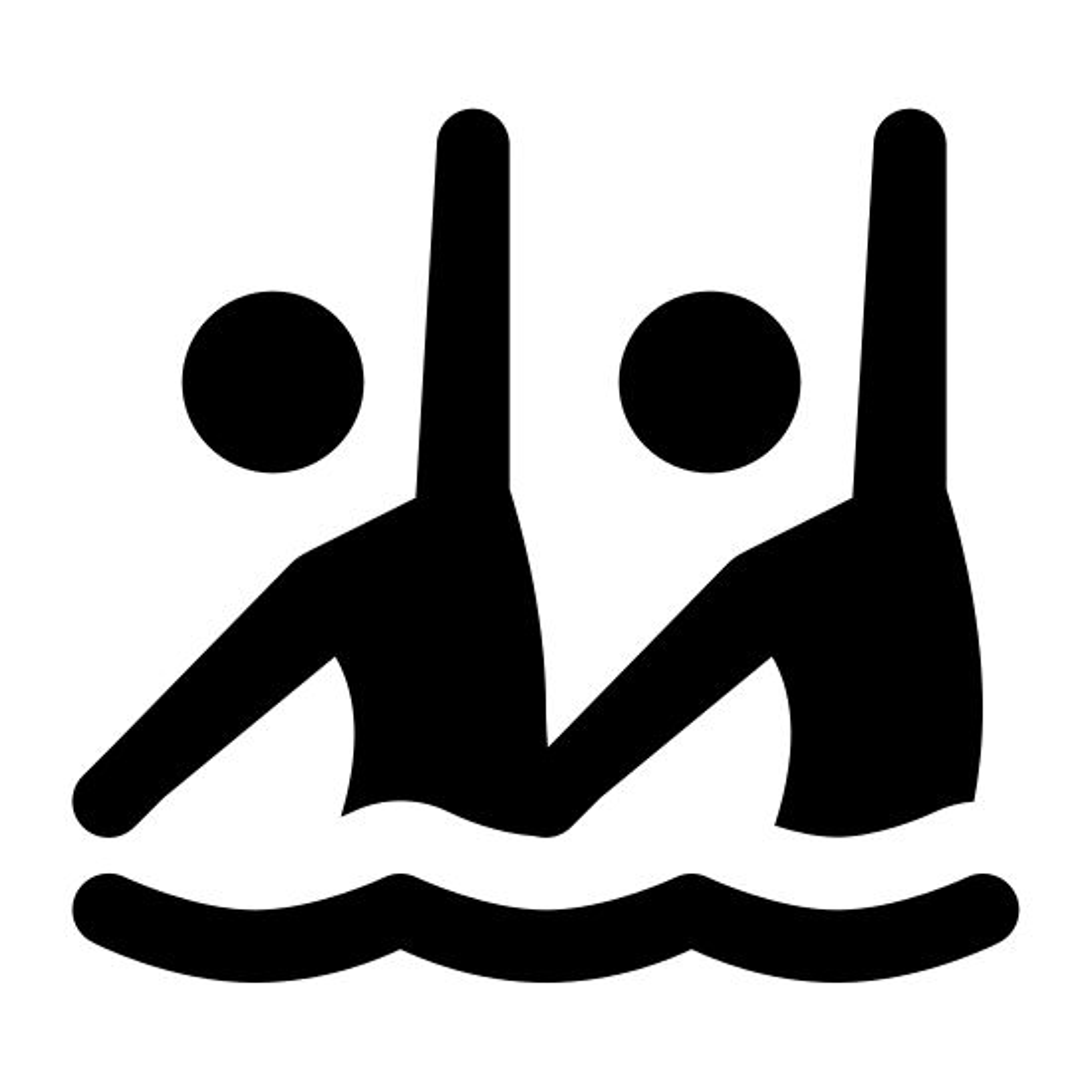 Nado sincronizado icon