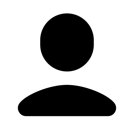 User icon in iOS Glyph