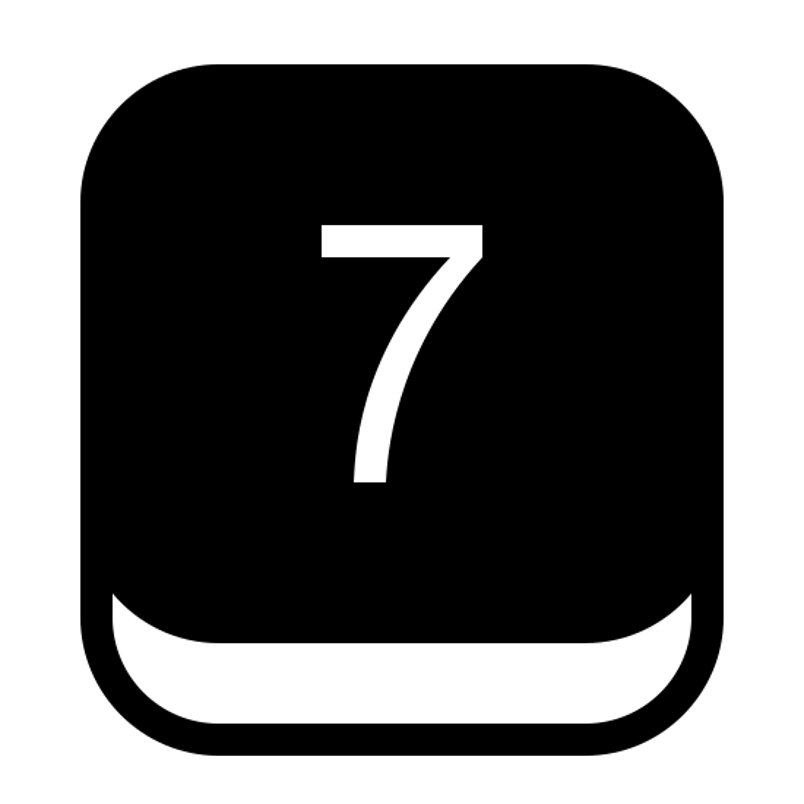 7 Klucz icon