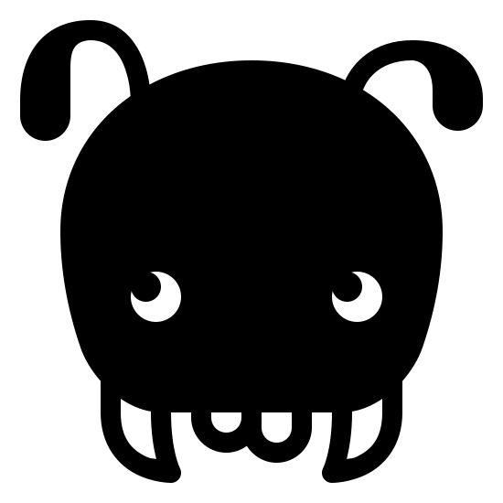 Cute Termite Filled icon