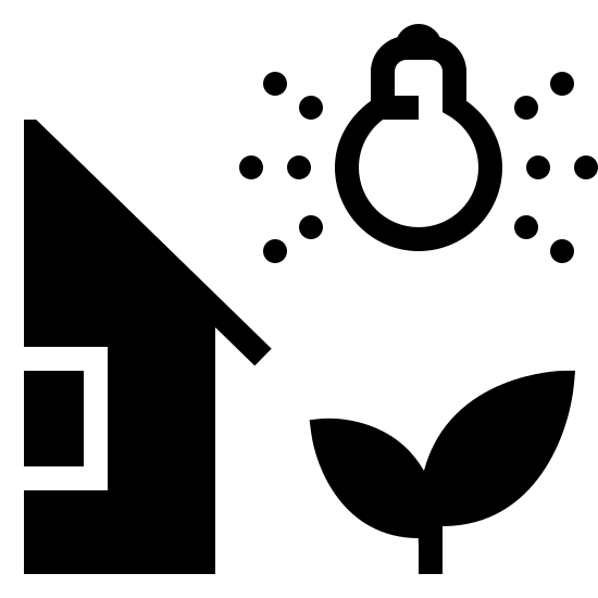 External Lights Filled icon