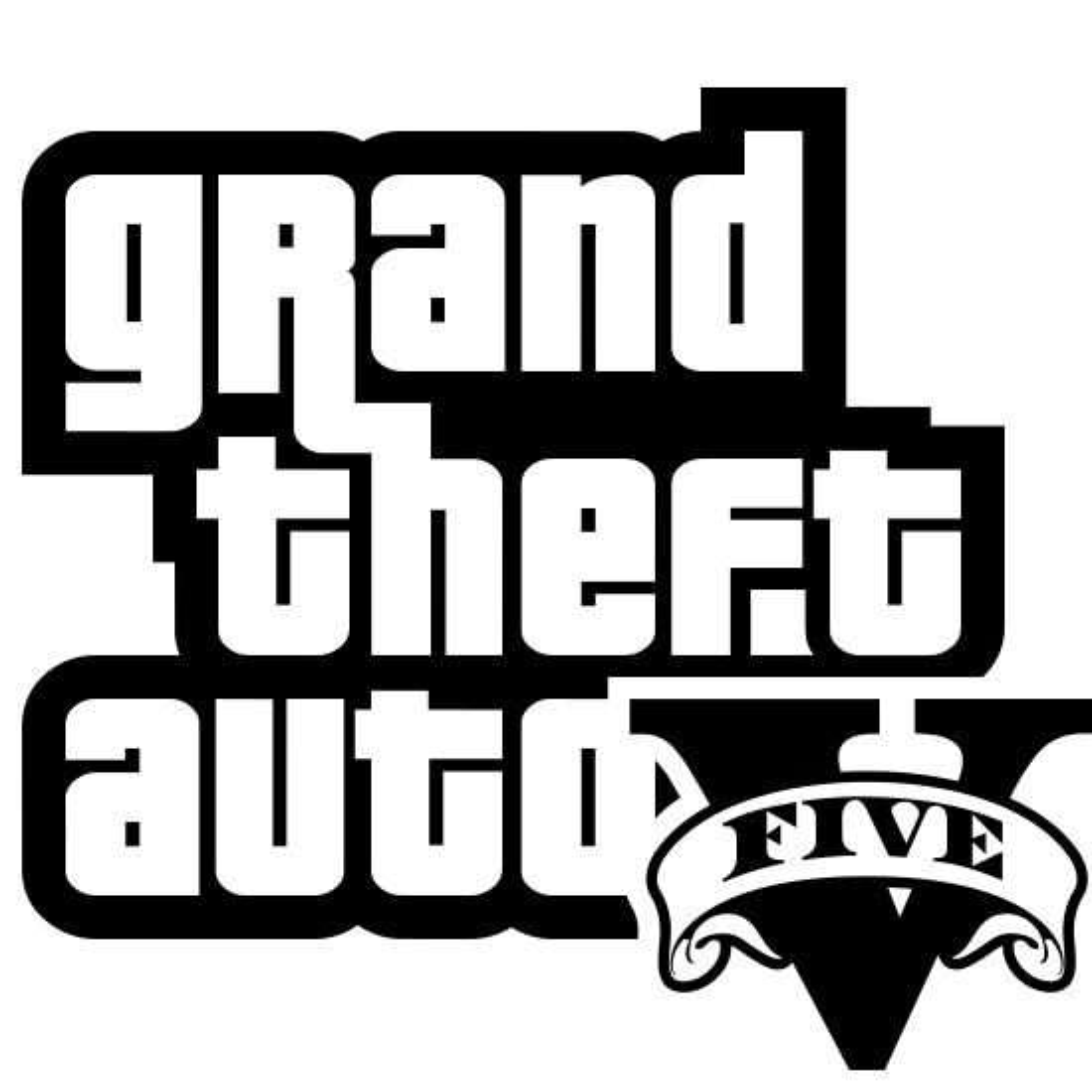 Grand Theft Auto V Filled icon
