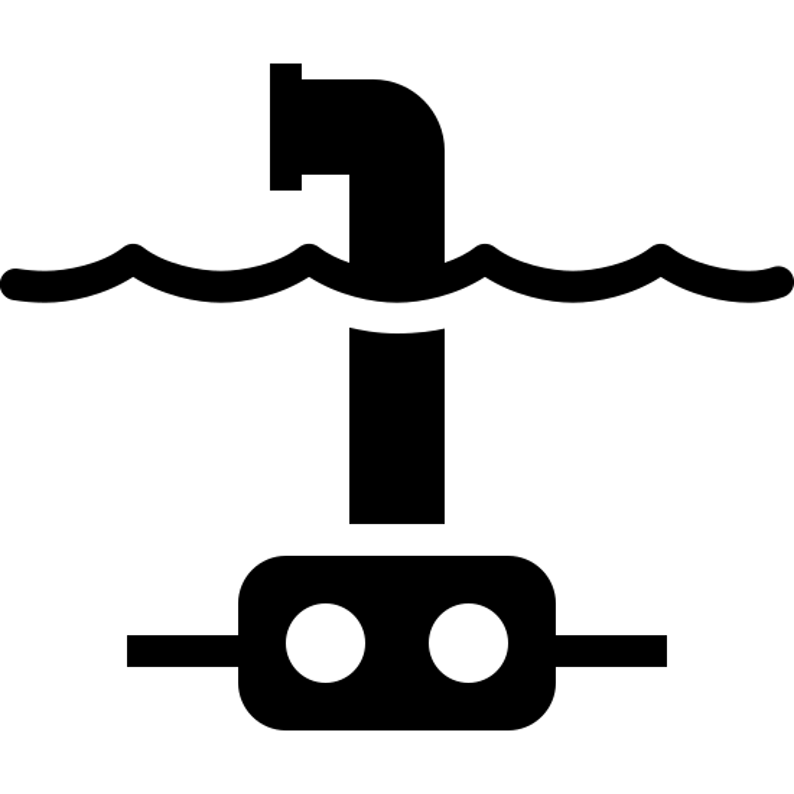 Periscope Filled icon
