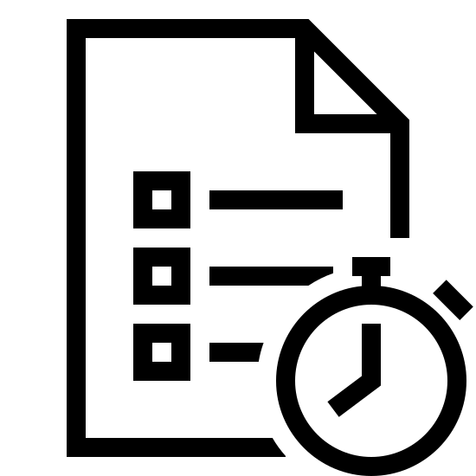 Examen icon