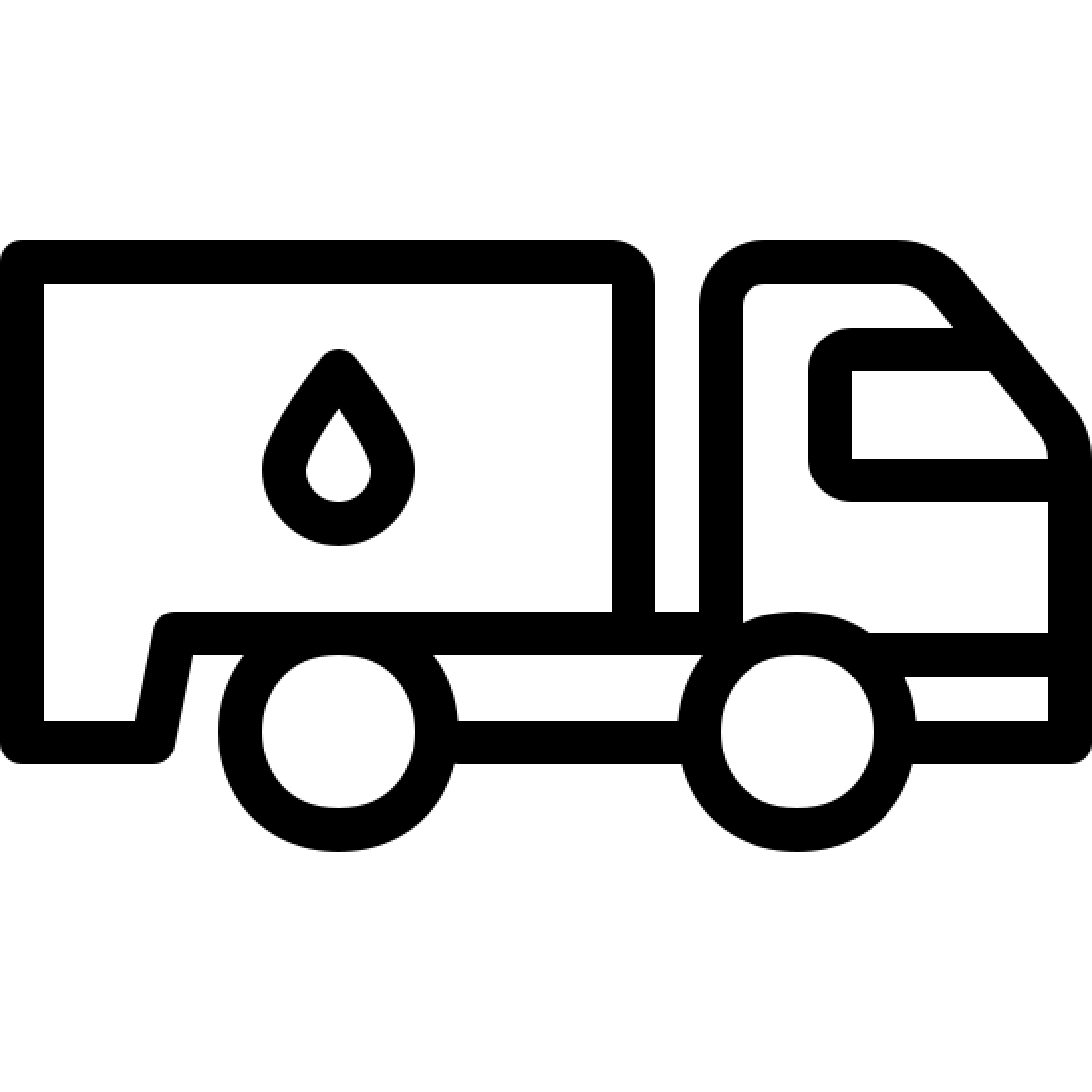 Depósito de combustible icon