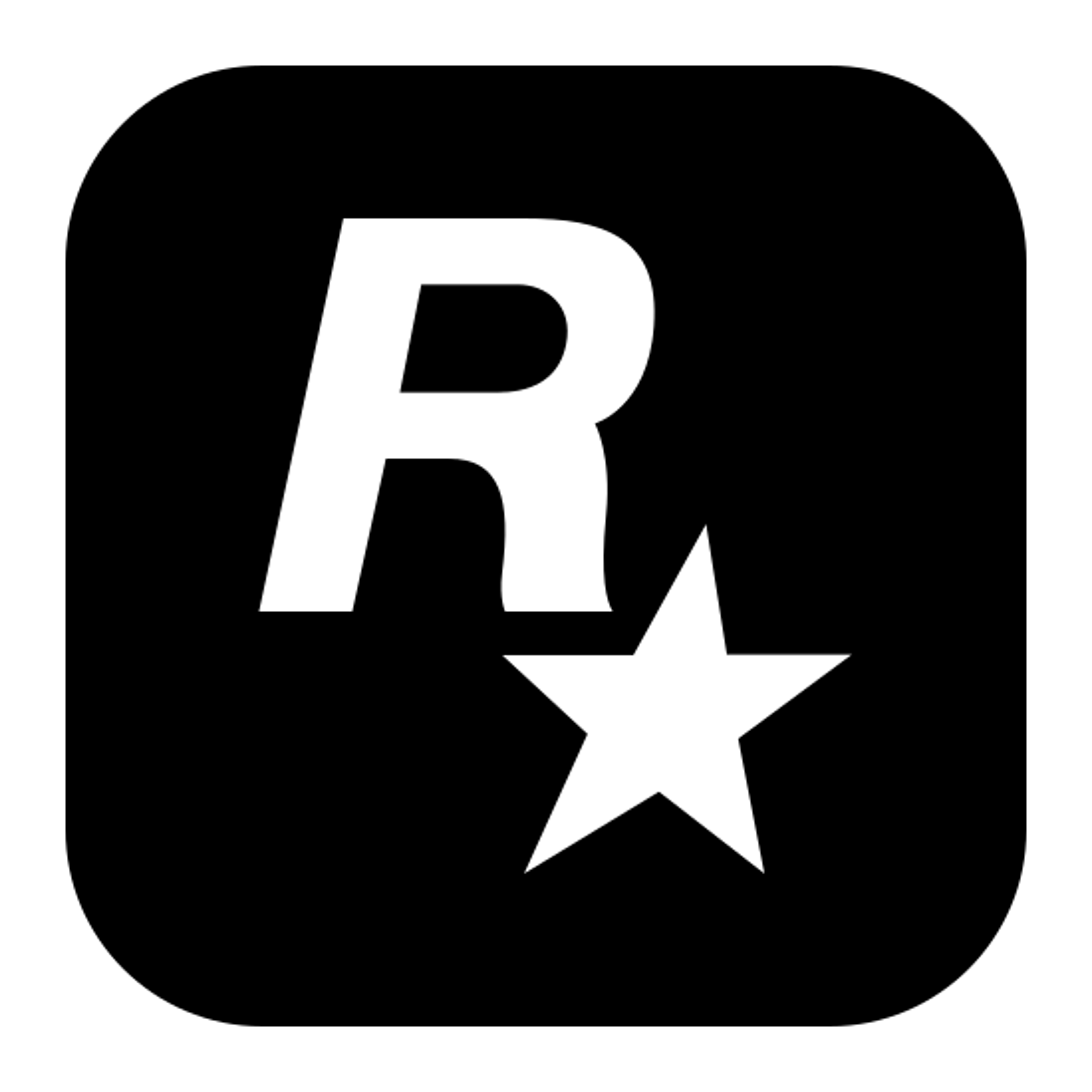Rockstar Games Filled icon
