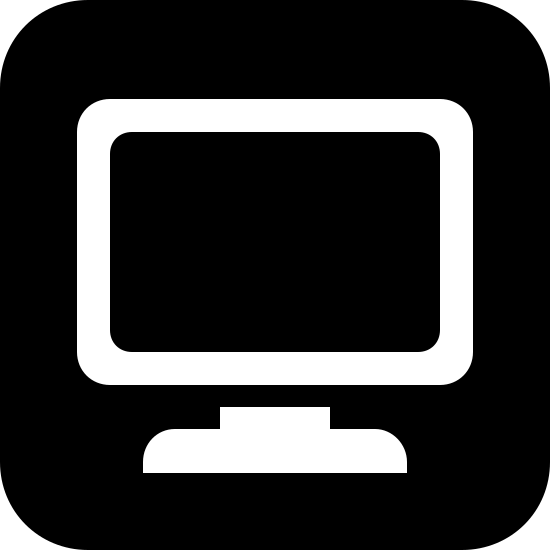 Sandbox Filled icon. The sandbox logo consists of a rectangle with a larger thinner rectangle on top. Diagonal lines and dots represent the sand, bike a line with a oval attached to it sticks out of the sand, representing a shovel.