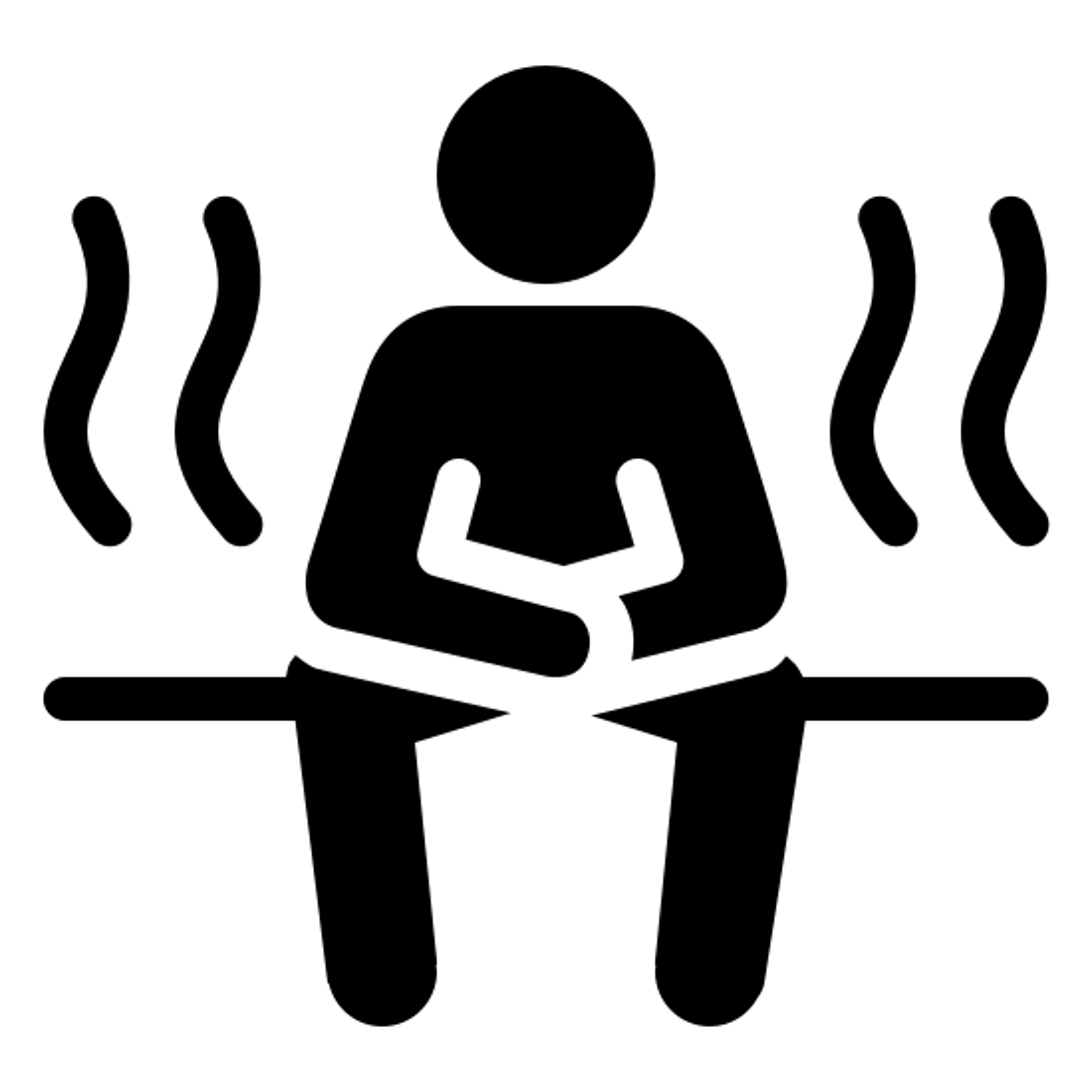 Sauna Filled icon