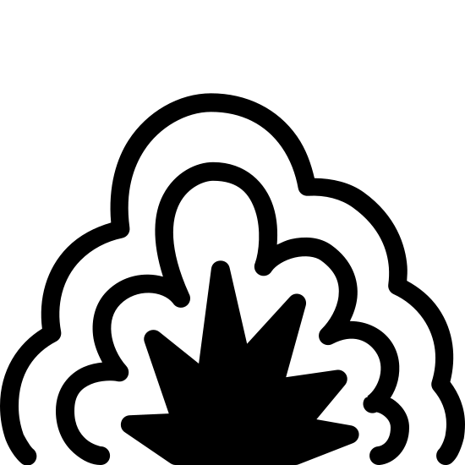 Smoke Filled icon