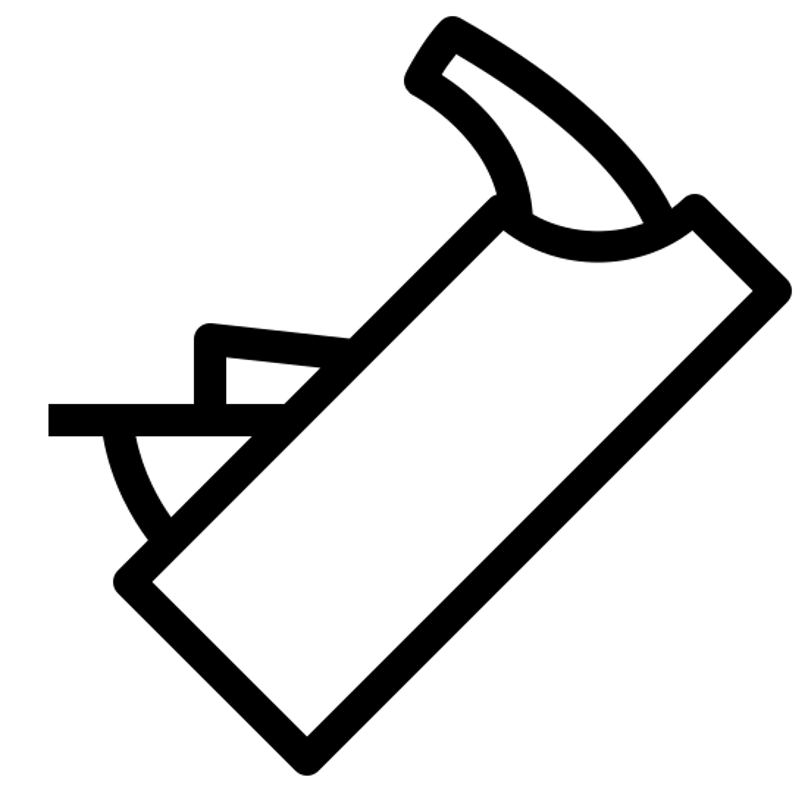 Drewniany Płaszczyzna Ręczna icon
