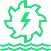 hydroelectric icon