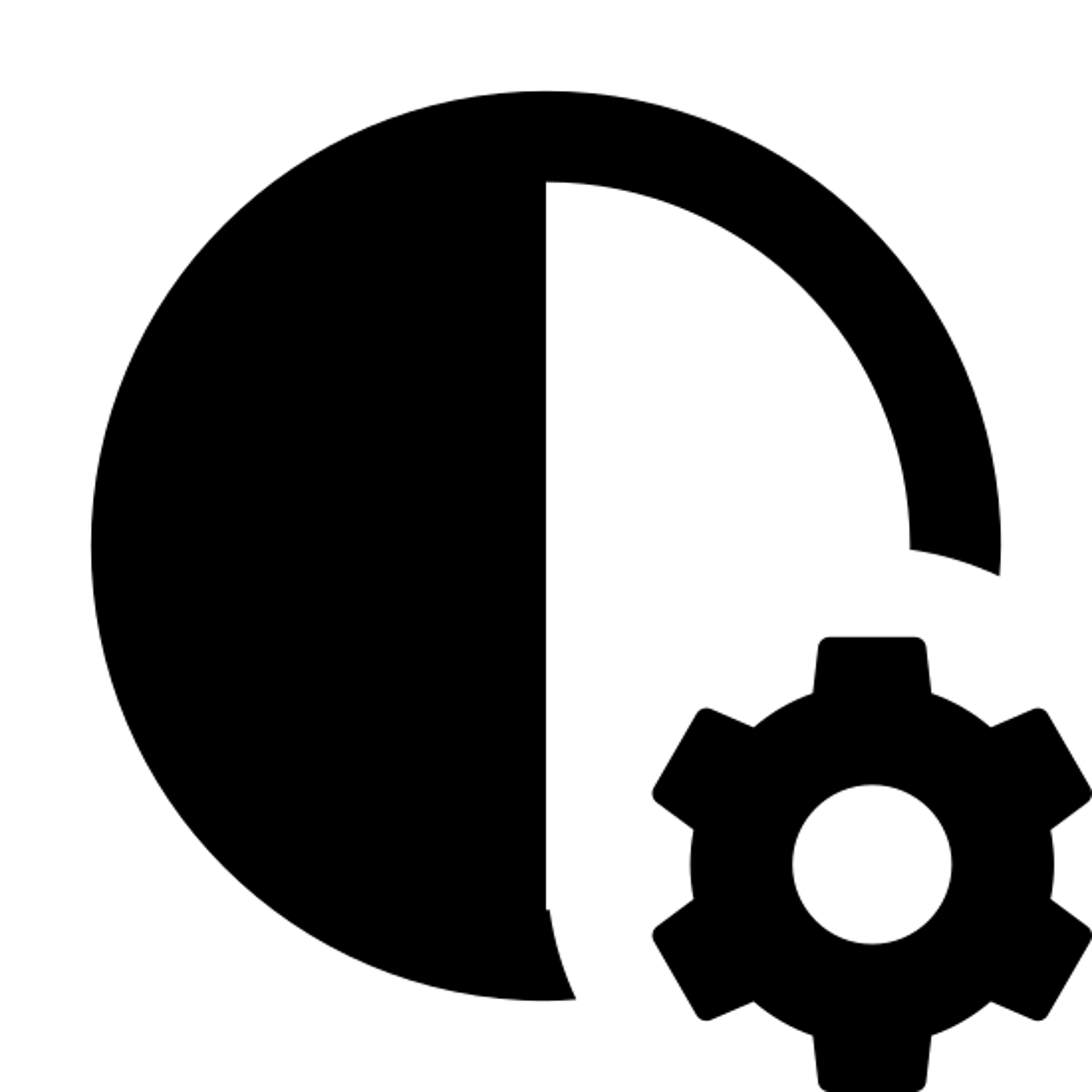 自動コントラスト icon