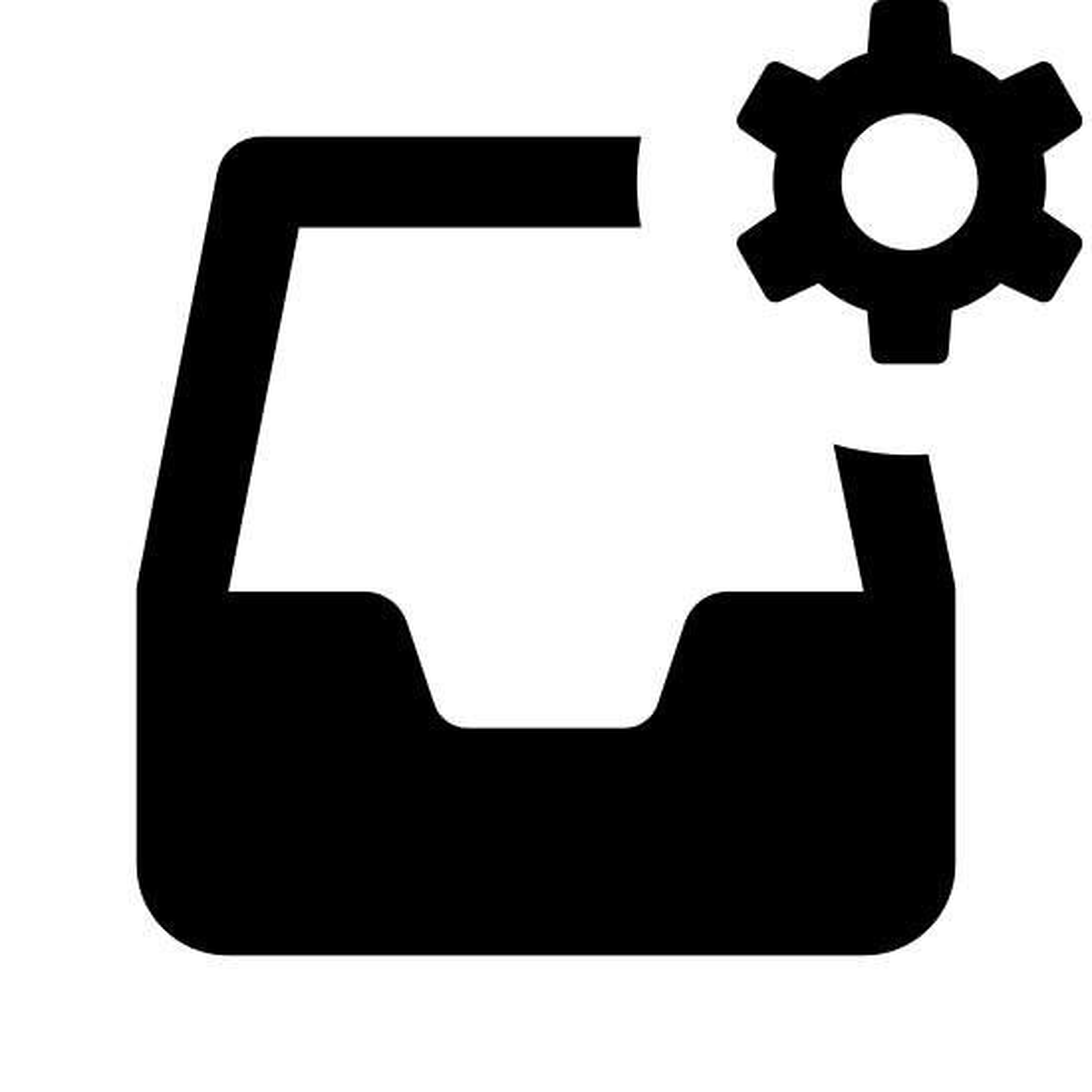 Inbox Settings icon