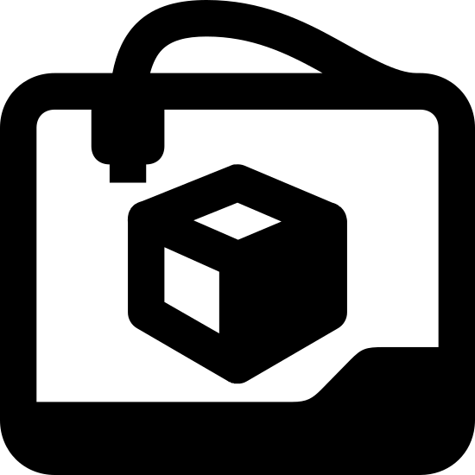 Impressora 3D icon