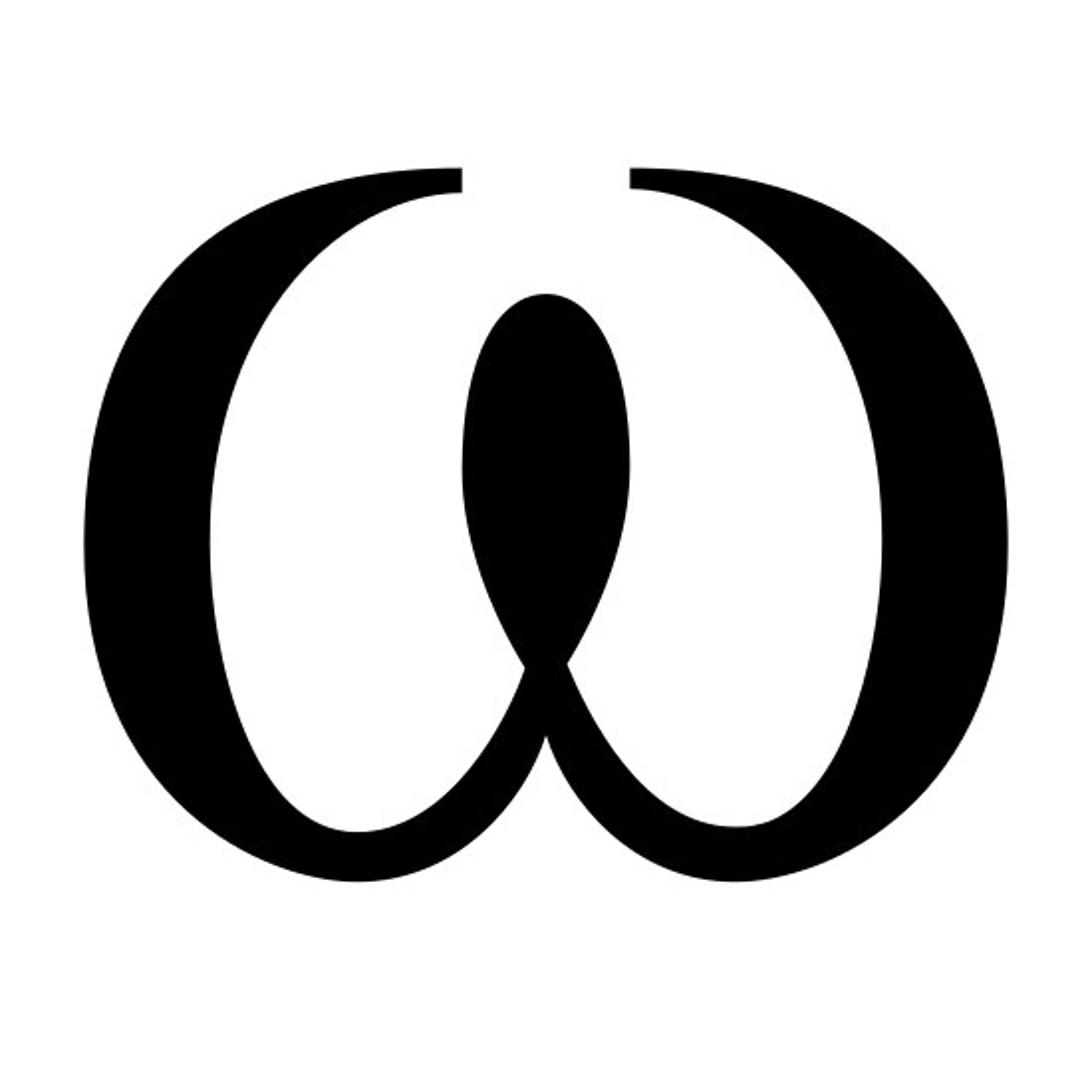 Oméga icon