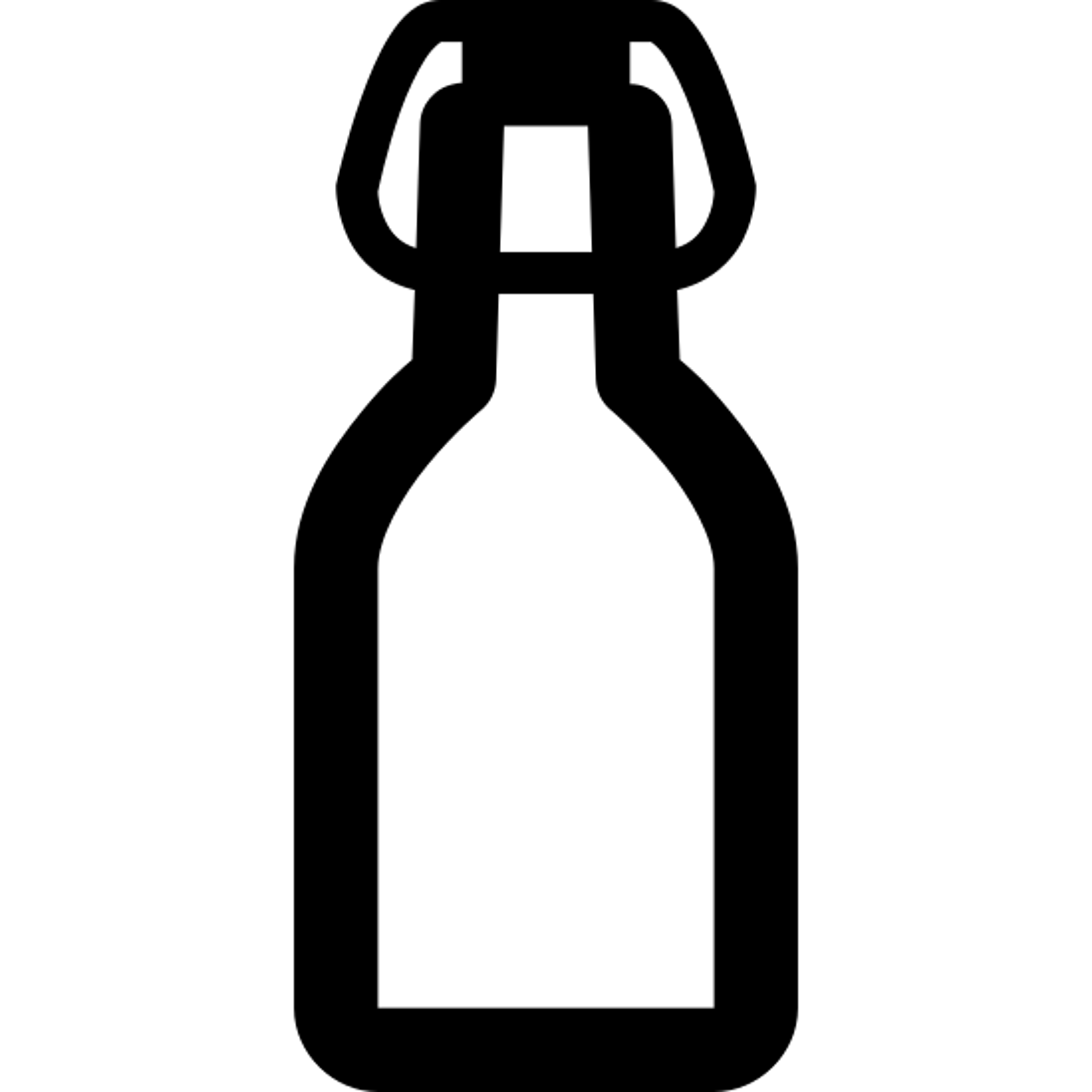 Brauseflasche icon