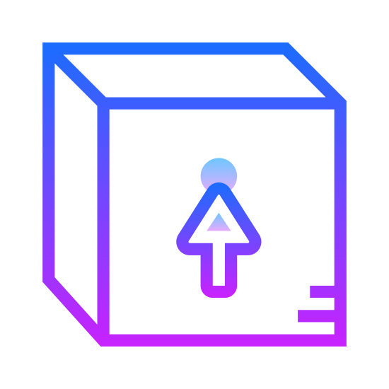3D Object icon