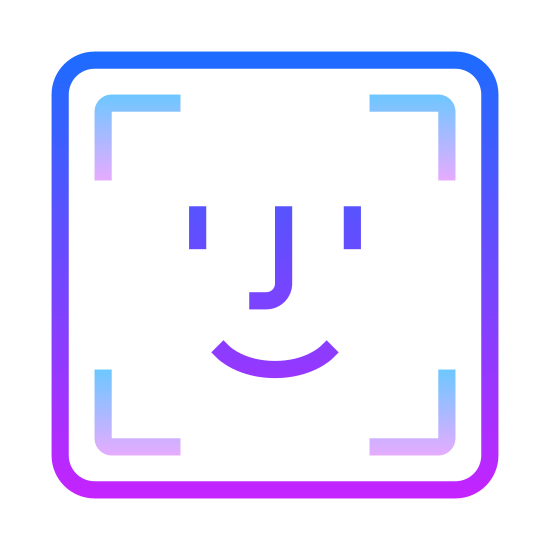 Face ID icon