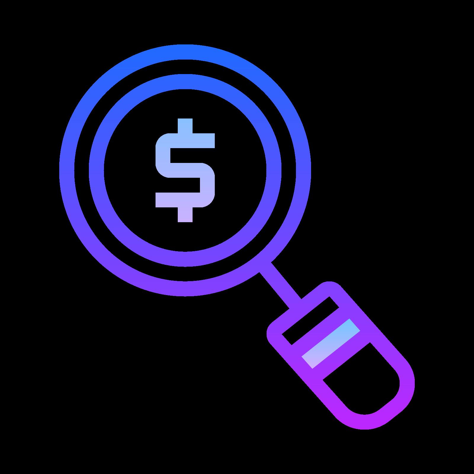 Analiza zysków icon
