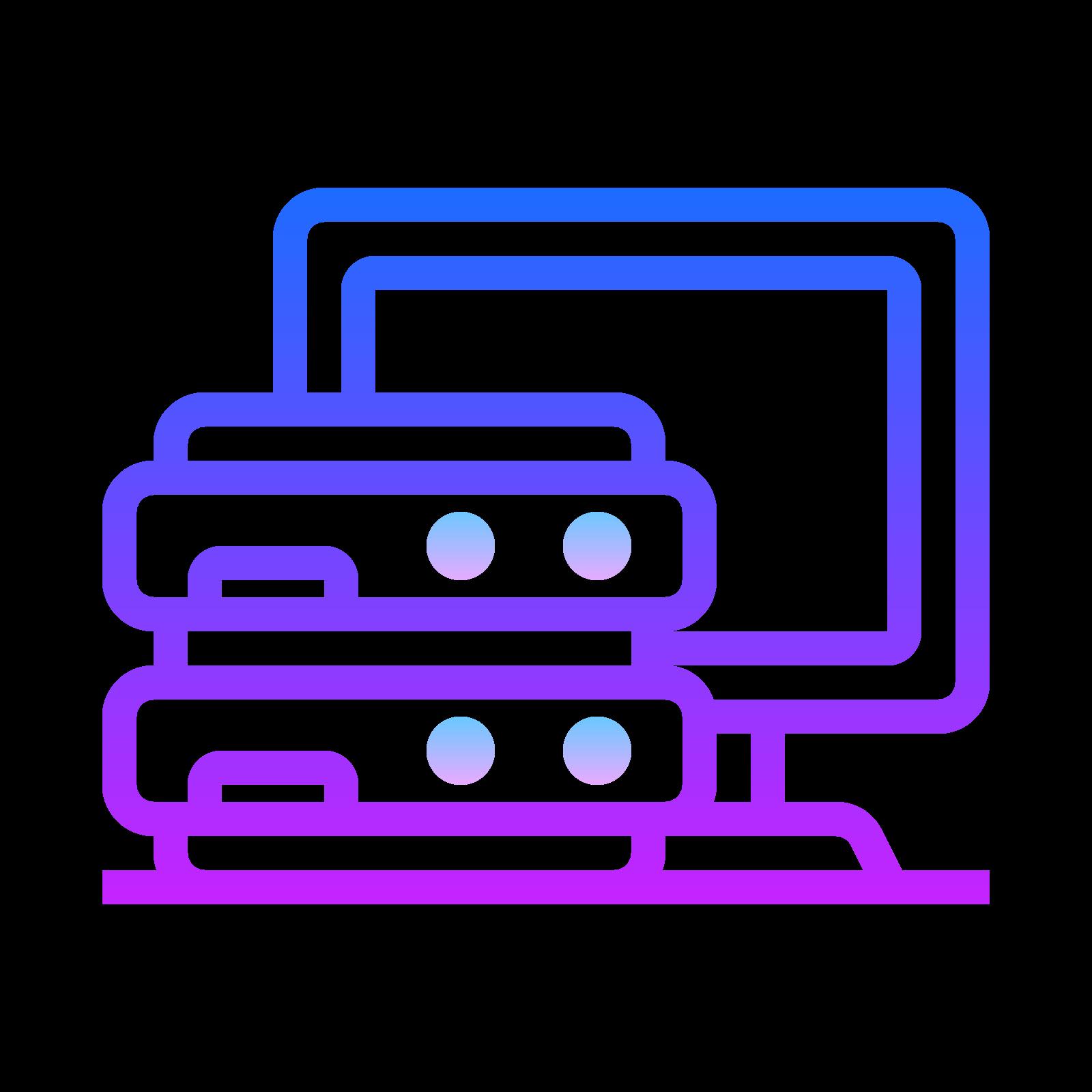 服务器 icon