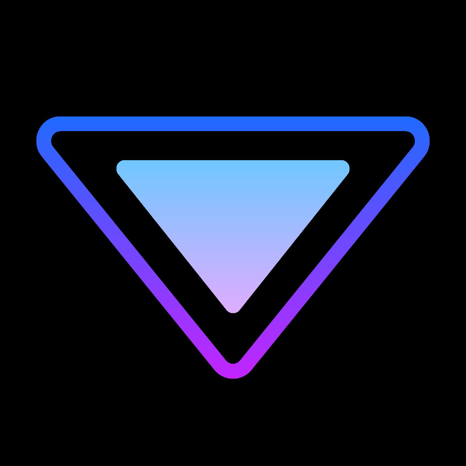 Sort Down icon