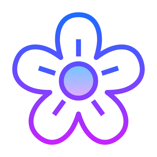 Spring icon. The sign of spring, a poofy, light cloud with a symbol that signifies rain inside it. Five lines drawn to have 60 degree angles in them that taper as they approach the center of the cloud.
