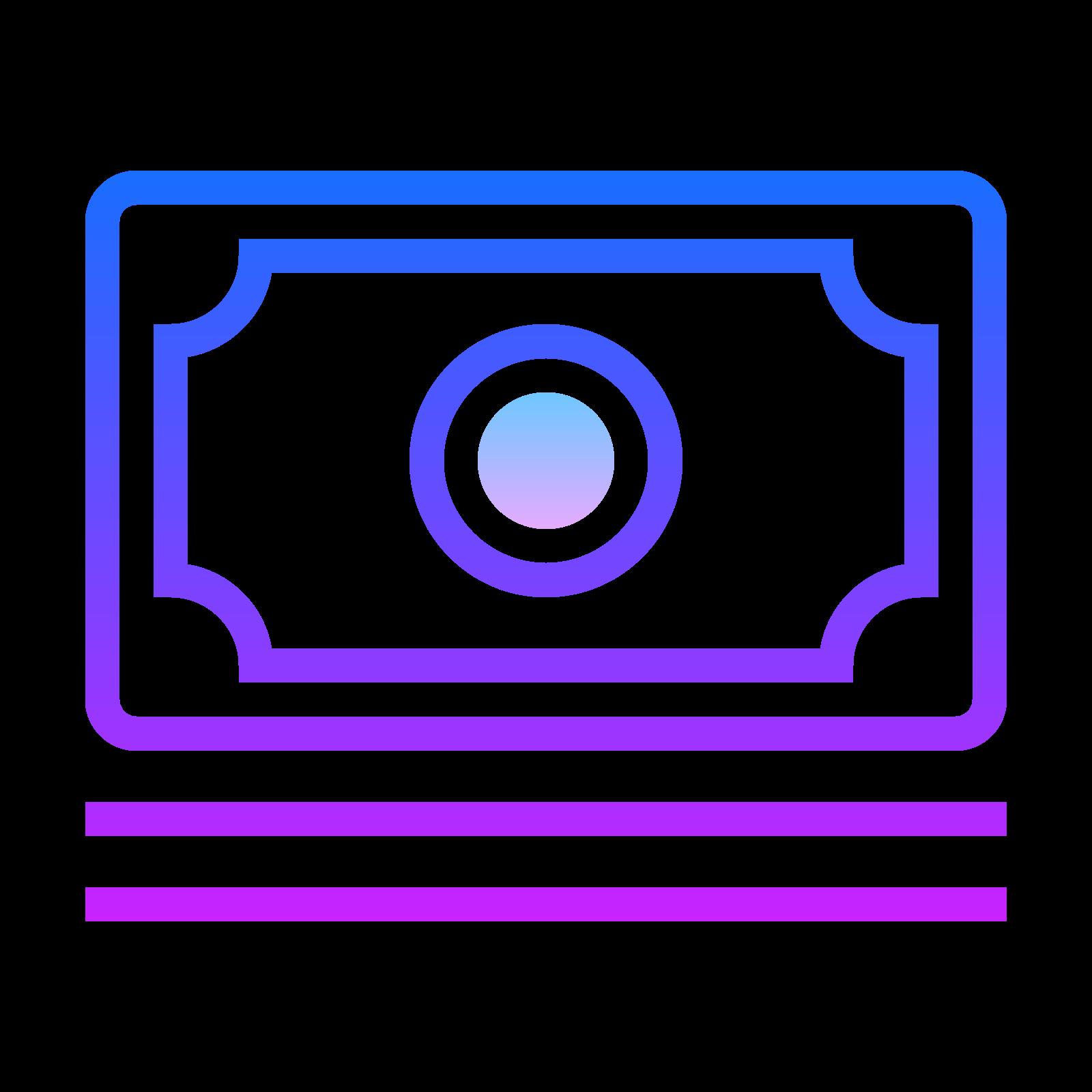 一堆钱 icon