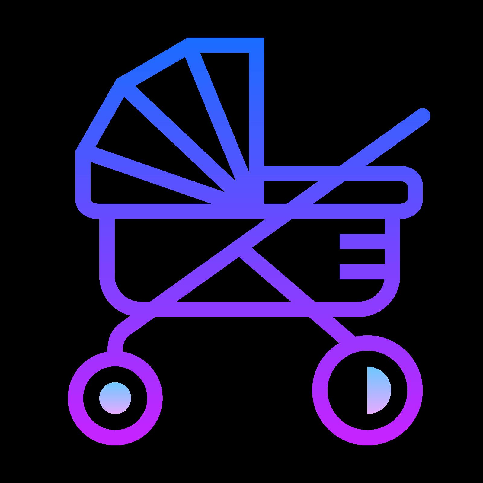 Wózek dziecięcy icon