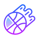 Basketball Outline icon