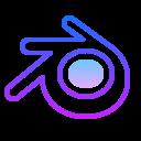 Blender 3D icon