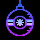 Bola de Natal icon