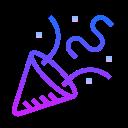 Confettis icon