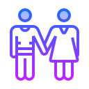 Person Silhouette icon