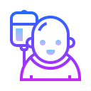 Dropper Patient icon