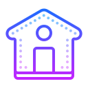 Gingerbread House icon