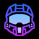Halo helmet icon