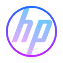 HP logo icon