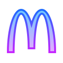 McDonald`s icon