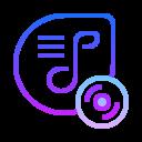 Track List icon