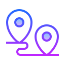 Multiple Locations icon