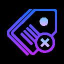 Usuń znacznik icon