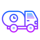 Rent Sludge Pumping Car icon