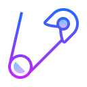 Diaper Pin icon
