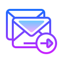 Massen-E-Mail senden icon