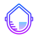 Shield Shape icon