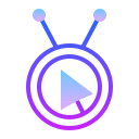 Sparkk TV logo icon
