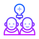 Teamwork icon