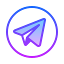 Telegram Logo icon
