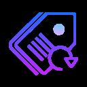 Etiqueta de Actualização icon